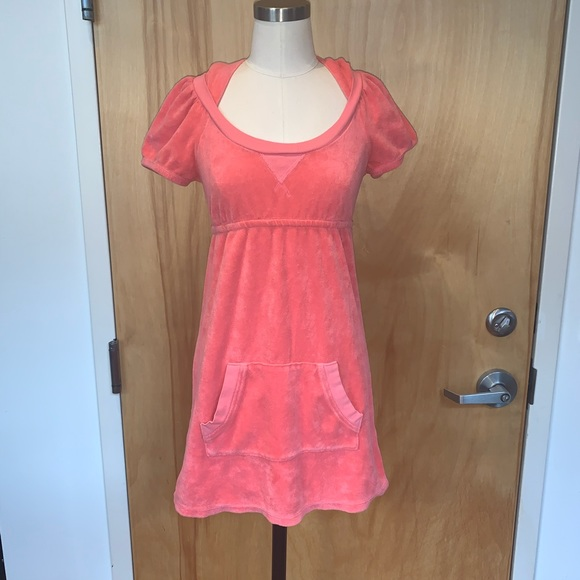 Terrycloth - dress/coverup